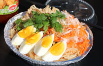 Cambodian Noodle Salad